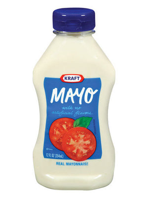 Kraft Real Mayonnaise (354ml)