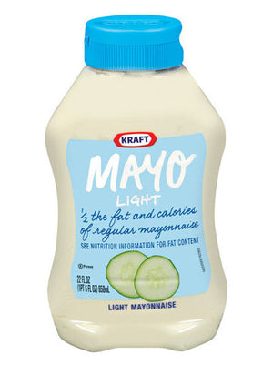 Kraft Light Mayonnaise (650ml)