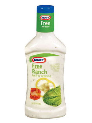 Kraft Free Ranch Dressing (454g)