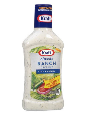 Kraft Classic Ranch Dressing (454g)