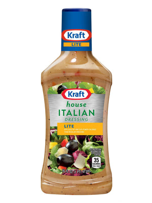 Kraft Light House Italian Dressing (454g)