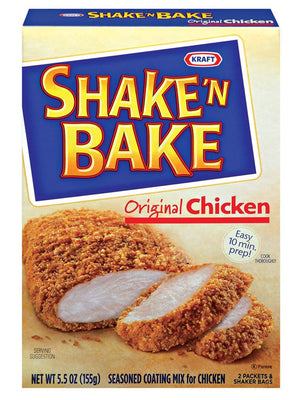 Kraft Shake n Bake Original Chicken (128g)