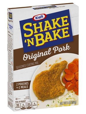 Kraft Shake n Bake Original Pork (142g)