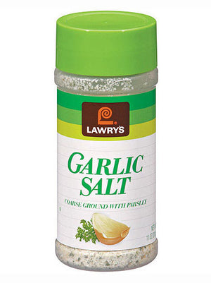 Lawry's Garlic Salt With Parsley (170g)