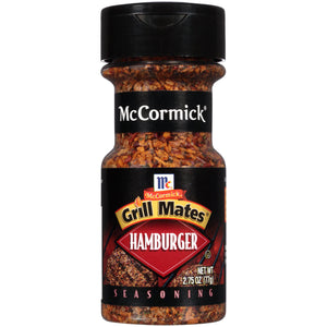McCormick Grill Mates Hamburger Seasoning (78g)
