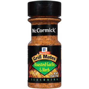 McCormick Grill Mates Roasted Garlic & Herb Seasoning (78g)
