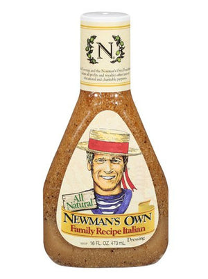 Newman's Own Family Recipe Italian Dressing (454g)