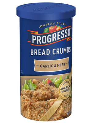 Progresso Garlic & Herb Breadcrumbs (425g)
