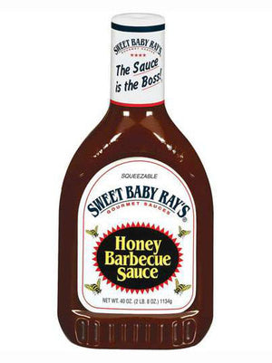 Sweet Baby Ray's Honey Barbecue Sauce (1,134ml)