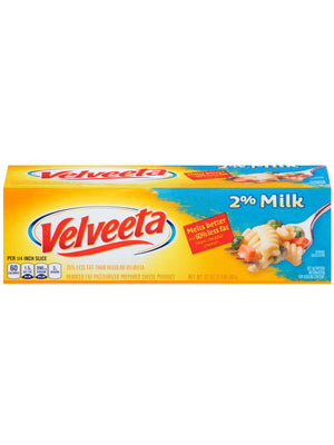 Velveeta Reduced Fat Cheese (907g)