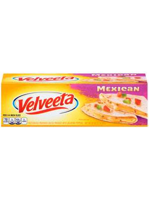 Velveeta Mexican Mild Cheese (907g)