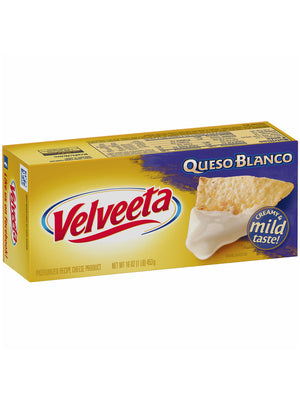 Velveeta Queso Blanco Cheese (454g)
