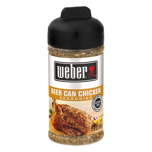 Weber Grill Beer Can Chicken Seasoning (170g)