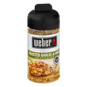 Weber Grill Roasted Garlic And Herb Seasoning (177g)