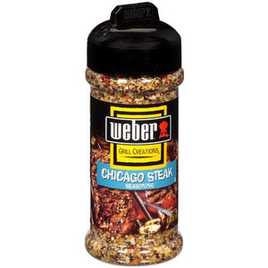 Weber Grill Chicago Steak Seasoning (170g)