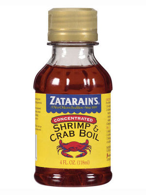 Zatarain's Concentrated Shrimp & Crab Boil, (113g)