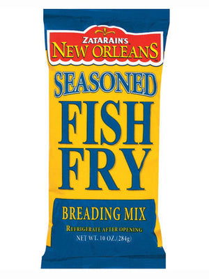 Zatarain's New Orleans Seasoned Fish Fry Breading Mix (284g)