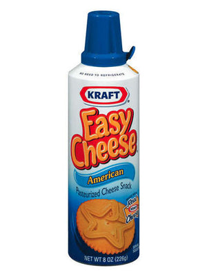 Kraft Easy Cheese American Cheese (227g)