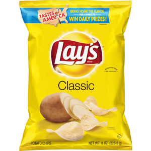 Lay's Classic Potato Chips (269g)