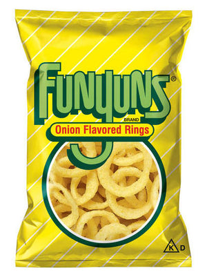Frito-Lay Funyuns Onion Flavored Rings