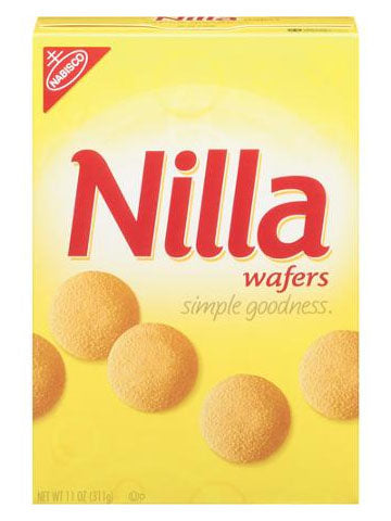 Nabisco Nilla Wafers (312g)