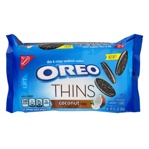 Oreo Thins Coconut Creme (286g)