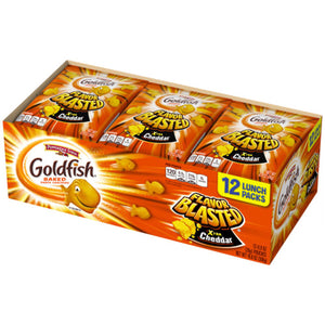 Pepperidge Farm Goldfish Xtra Cheddar Snacks (12x25g)