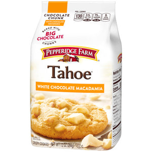 Pepperidge Farm Tahoe Chocolate Chunk White Chocolate Macadamia Cookies (204g)