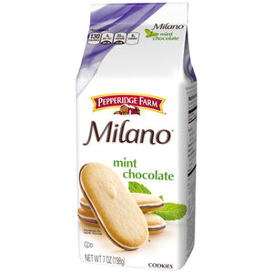 Pepperidge Farm Milano Mint Cookies (198g)