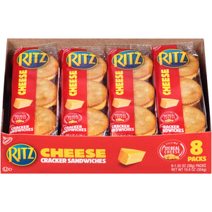 Ritz Cheese Cracker Sandwiches (8x39g)