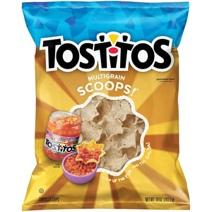 Tostitos Multigrain Tortilla Scoops (284g)