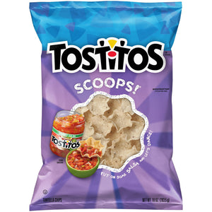 Tostitos Tortilla Scoops (284g)
