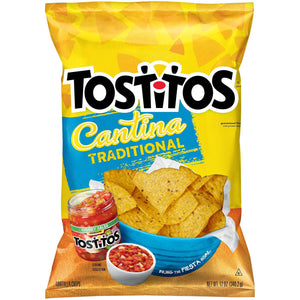 Tostitos Cantina Traditional Tortilla Chips (340g)
