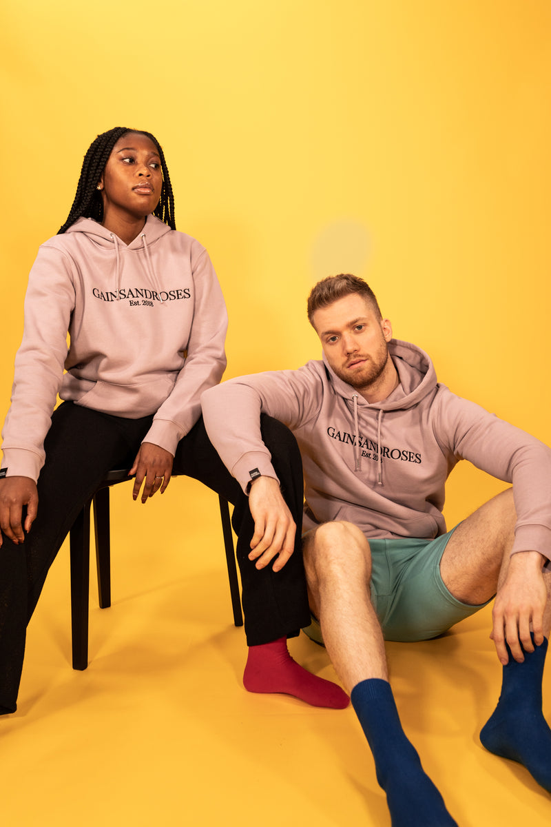 Lilac - Unisex Hoodie (Rosy Road 2.0)