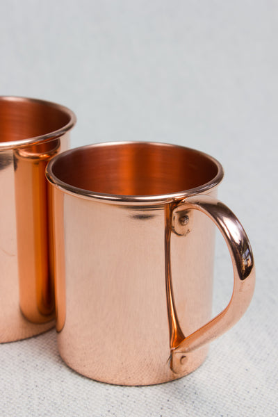 Small Copper Mug