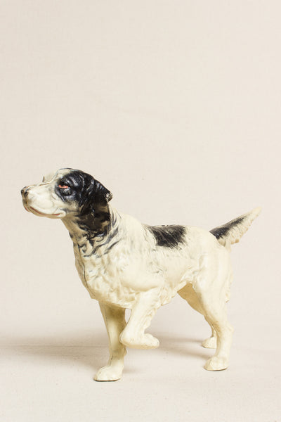 Black & White Pointer Doorstop