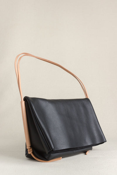 The Fold Bag in Black
