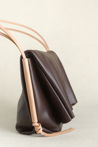 The Fold Bag in Molasses