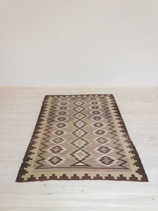 Neutral Tone Navajo Rug