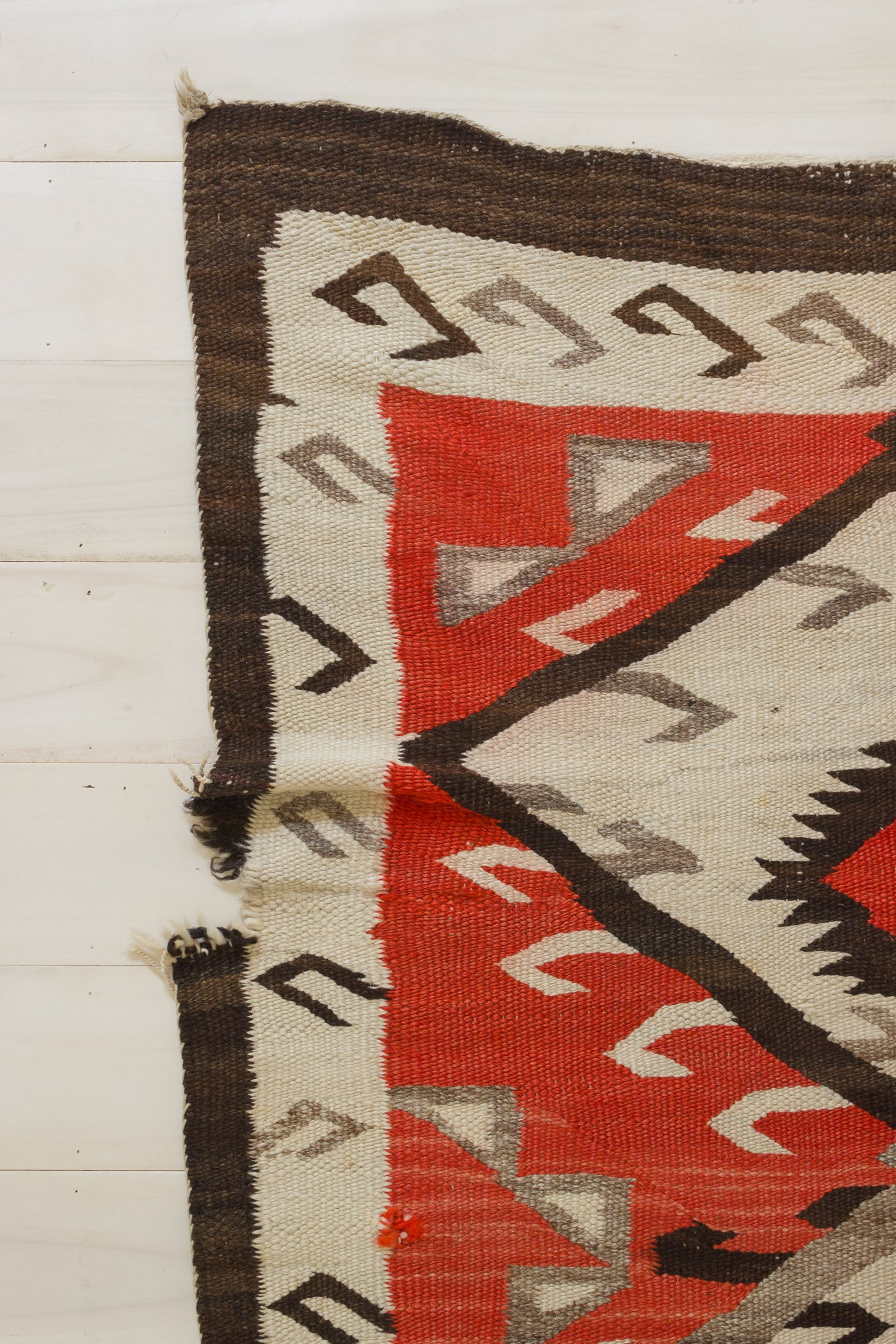Big Diamond Navajo Rug
