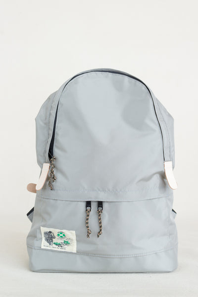 Teardrop Backpack in Silver