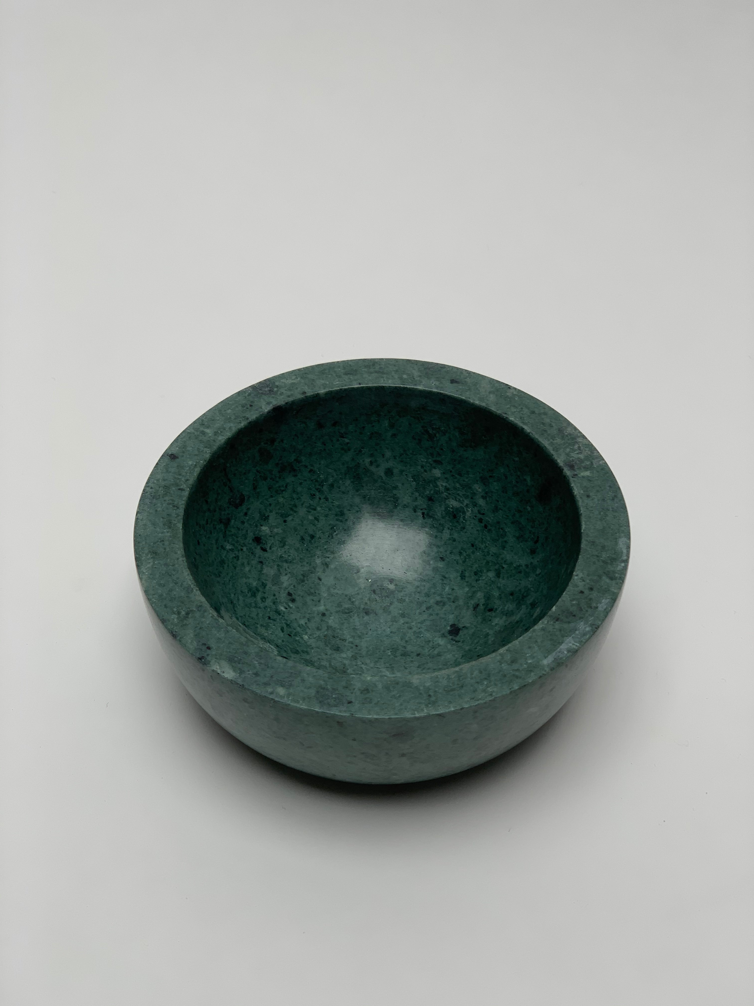 Green Mara Marble Bowl