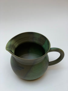 Ceramic Pitcher in Turmeric