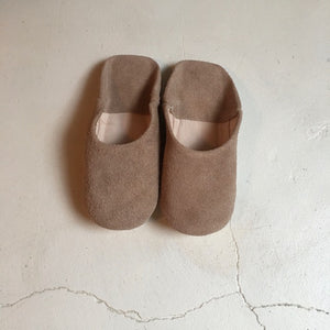Moroccan leather slippers - Kids