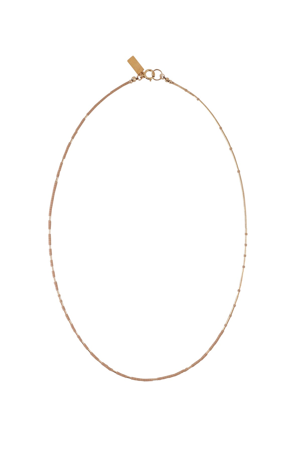 Abacus Row Arche Necklace