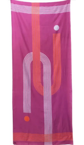Gemini Block Shop Scarf