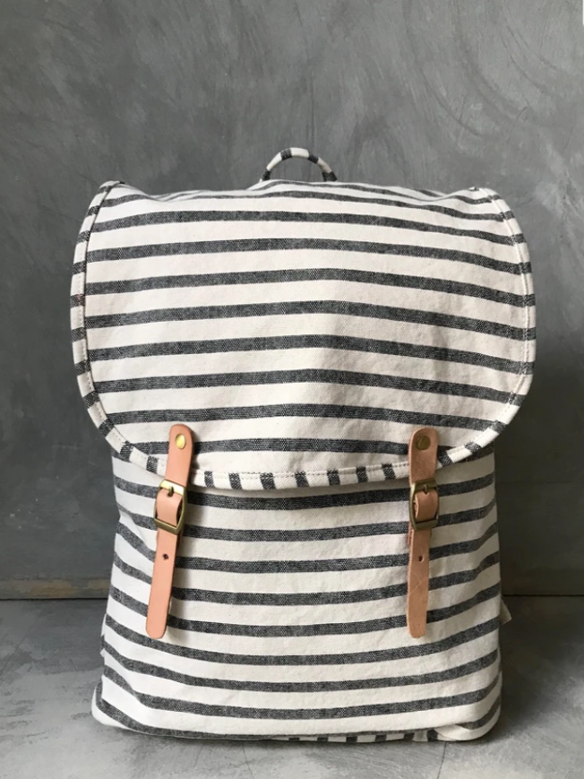 Stonewashed Backpack