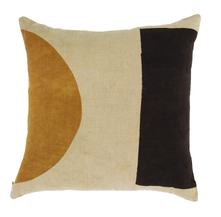 Block Shop Dot Dash Pillow