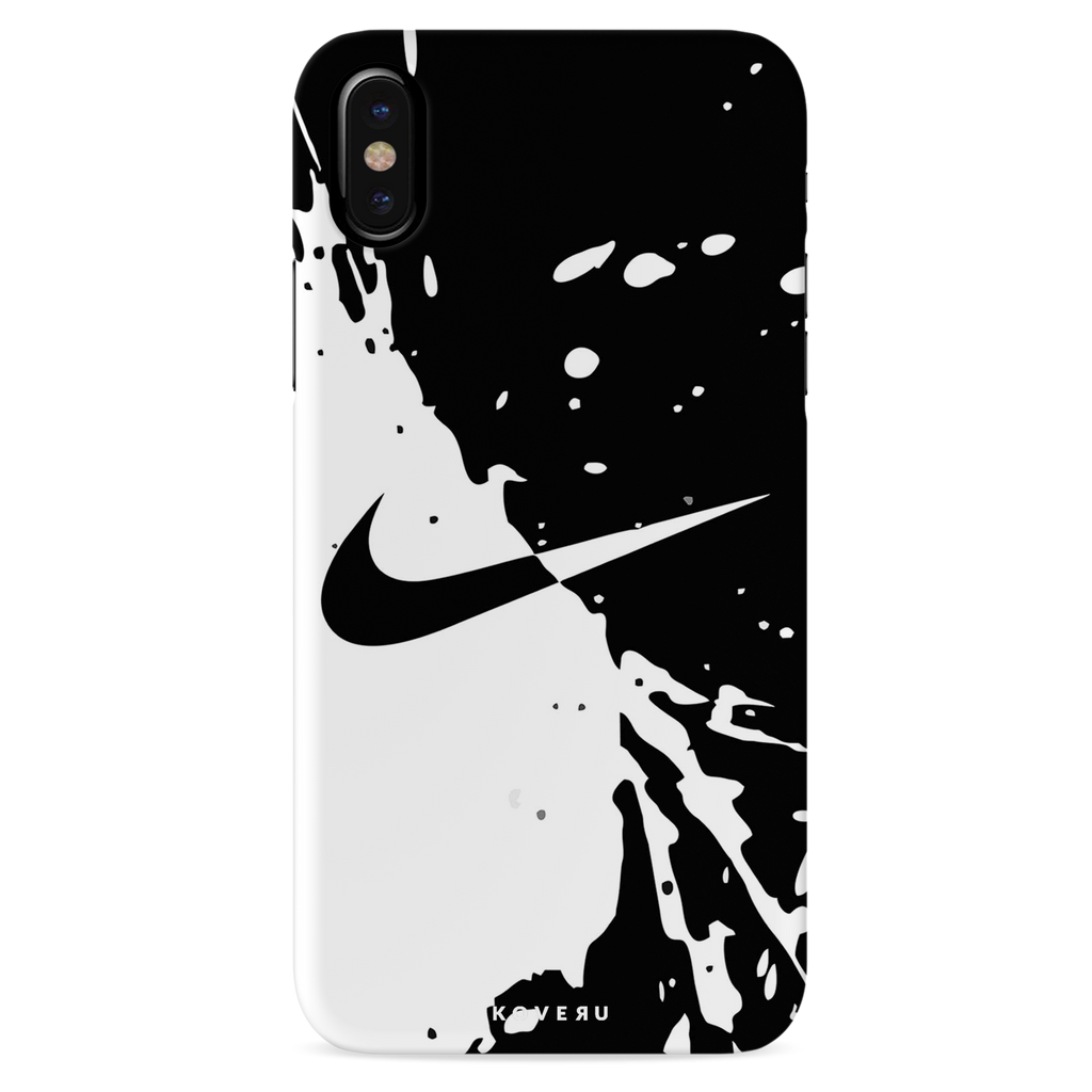 Original exageración Inmersión  Nike Cover Case For iPhone X – Koveru
