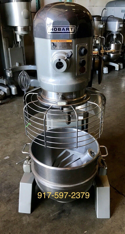 HOBART 60QT H-600T PLANETARY MIXER 3 phase 2HP